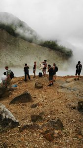 The Boiling Lake Dominica