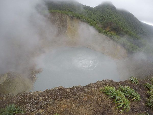 hikes and much more - Boiling Lake