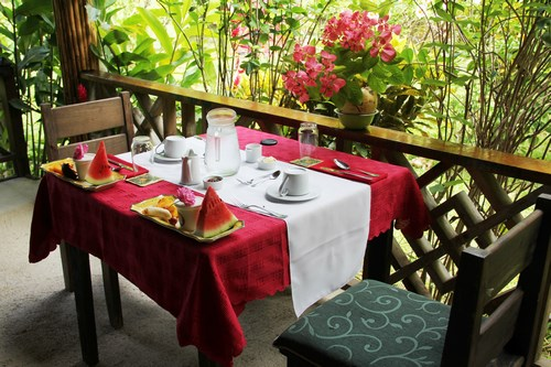 Kanawa Restaurant - Rodney's Wellness Reteat
